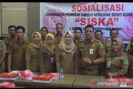 Tanah Bumbu launches SISKA app