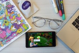Main Mobile Game Sepuasnya, AXIS punya OWSEM dengan Unlimited Gaming