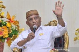Gubernur Gorontalo minta perbedaan politik tidak menghambat pembangunan