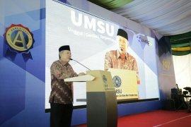 Ribuan warga meriahkan Milad  ke-107 Muhammadiyah Sumut