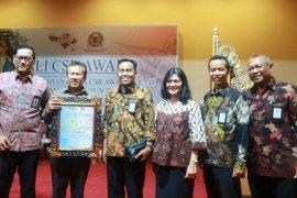 PLN UID Bali kembali raih penghargaan BUMN CSR Award kategori Gold