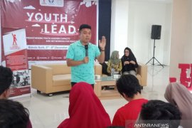 Stafsus Presiden Jokowi ajak generasi muda Aceh siapkan diri jadi calon pemimpin