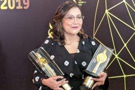 Dua piala Penulis Skenario Terbaik FFI 2019 diraih Gina S. Noer