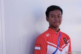 SEA Games 2019, emas panahan pertama Arif Pangestu