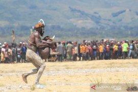 Masyarakat Wouma Jayawijaya usul perlindungan tempat keramat