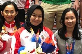 SEA Games 2019: WGM Medina Warda raih emas catur kilat putri