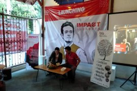 Gamal Albinsaid resmikan Impact Surabaya