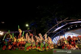 Festival Kuwung Banyuwangi berlangsung meriah