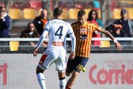 Liga Italia, Lecce bangkit dari tertinggal dua gol untuk imbang dengan Genoa