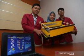 Smart Tongkang karya mahasiswa UMM bersaing di ajang AI-JAM Jepang
