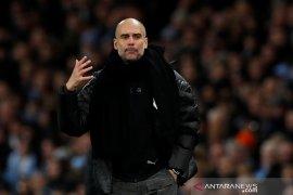 Guardiola akui Manchester City tak bisa saingi tim-tim terbaik Eropa
