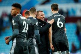 Brendan Rodgers nilai sangat wajar Leicester diabaikan di liga Inggris