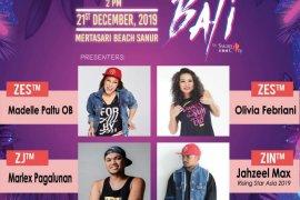 "21-22 Desember, ""Festival Hello Bali"" sambut Tahun Baru di Pantai Mertasari"