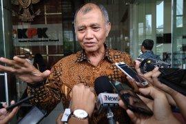 KPK prihatin upaya KPU terkait mantan napi koruptor