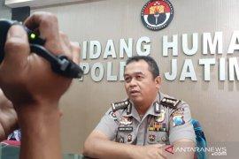 Polda Jatim tangani 81 kasus korupsi selama 2019