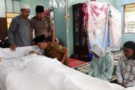 Ulama Babussalam Syekh H Tajuddin berpulang ke Rahmatullah