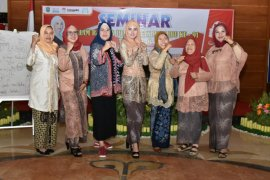 "Forum Puspa ajak perempuan aktif menjadi ""agen perubahan"""
