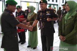 Letkol Czi Arief Hidayat Jabat Dandim 0114/Aceh Jaya