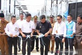 PLN resmikan GI di Sungai Rumbai, Dharmasraya makin siap tampung investasi