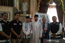 Ketua DPRD Babel terima kunjungan Syekh Oday Akhras