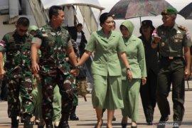 KSAD selama tiga hari jumlah prajurit di NTT