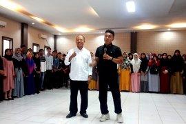 Stafsus Presiden Jokowi ajak mahasiswa Aceh perangi korupsi