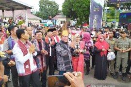 Gubernur Sumut buka FDT di Parapat