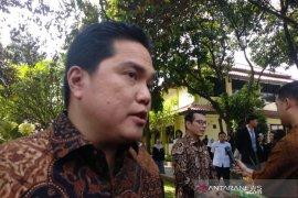 Menteri BUMN apresiasi rekomendasi DPR RI terkait kasus Jiwasraya
