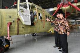 Pemerintah Aceh teken kerja sama pembelian pesawat N219