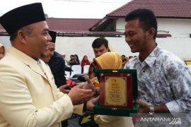 Bupati apresiasi kinerja Direktur PUDAM Labuhanbatu
