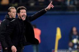 Diego Simeone sanjung Liverpool akan dicatat sejarah