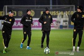 Dortmund fokus kalahkan Slavia