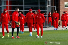 Liverpool siap hadapi Salzburg bak laga final Liga Champions