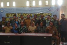 Balai Bahasa Kalsel Laksanakan Diskusi Kelompok Terpumpun Pemakaian Bahasa Di Tapin