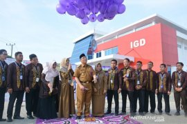 Bupati HSS launching Whistle Blowing System RSUD Kandangan