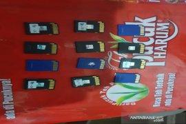 Seluruh memori card kamera trap pemantau harimau yang dicuri berhasil ditemukan Polres Tapsel