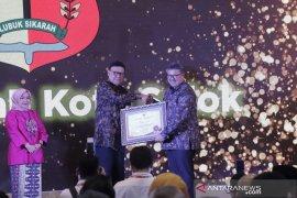Kota Solok terima penghargaan Top 30 pengelolaan pengaduan layanan publik
