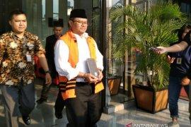 KPK geledah kantor BPR Indramayu terkait kasus suap pengaturan proyek