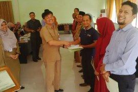 50 Koperasi di Bengkalis terima sertifikat NIK dari Kementerian