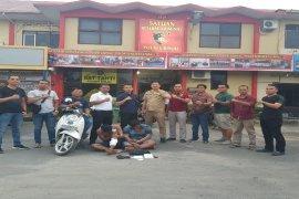 Polisi Binjai terpaksa tembak kaki pelaku pencurian dengan kekerasan