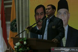 Ketua PWI Kalsel dukung Wahid jadi pasangan Paman Birin