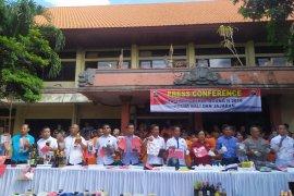 """Polda Bali ungkap 178 kasus """"Operasi Pekat Agung II/2019"""""""