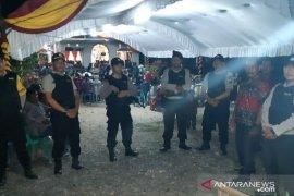 Polres Barito Kuala meningkatkan pengamanan gereja