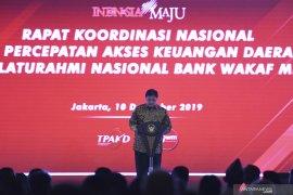 Menko Perekonomian Airlangga sebut akses layanan keuangan daerah masih timpang