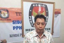 KPU Kota Medan sosialisasi syarat pendaftaran calon  perseorangan