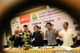 Tim Indonesia target juara umum kejuaraan bulu tangkis Asia U-15 dan U-17