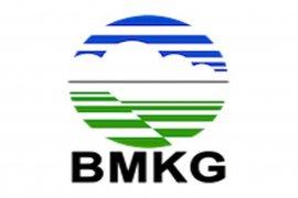 BMKG: Prakirakan malam Tahun Baru di Jakarta hujan sedang