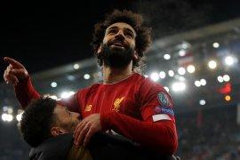 Manajer Liverpool  Klopp sanjung gol sensasional Mohamed Salah di Liga Champions