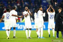 Ringkasan Grup G Liga  Champions:  Lyon dampingi Leipzig, Benfica