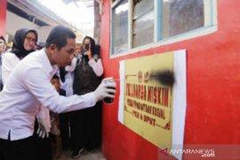 Pemkab Lumajang tandai rumah penerima bantuan PKH agar tepat sasaran